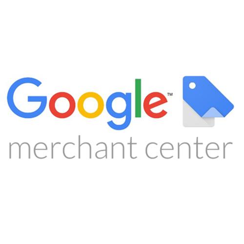 Google Ads logo google merchant center